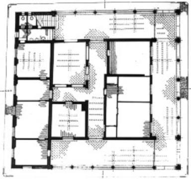 Il rilievo architettonico rilevamento dell 39 alzato il for Disegno del piano di architettura