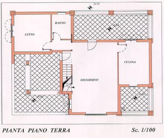 Il rilievo problemi generali e questioni di principio for Disegnare la pianta del piano di casa
