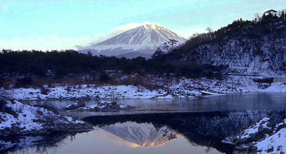 Giappone territorio attivit sismica idrografia - Foto della bandiera del giappone ...