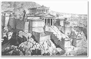 Athens - Ancient View