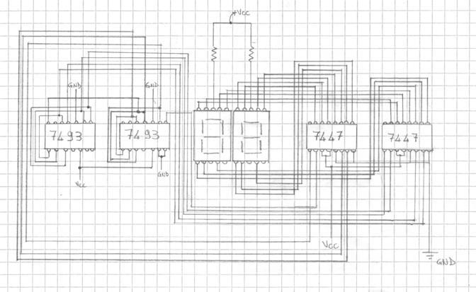Schema Collegamento Orologio Finder : Schema collegamento orologio vemer fare di una mosca
