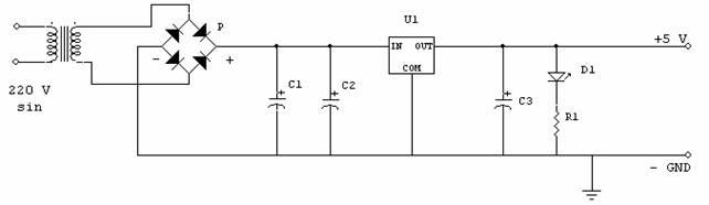 Schema Elettrico Alimentatore : Alimentatore stabilizzato schema elettrico relazione